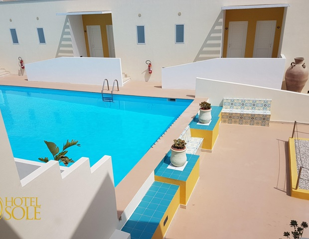 Hotel Sole, Hotel Sole - Swimming Pool
